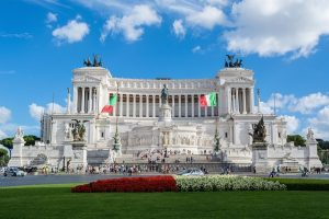 חופשה ברומא