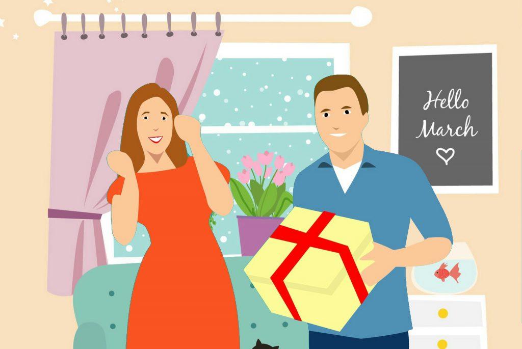 10 מתנות שכל אישה תשמח לקבל
