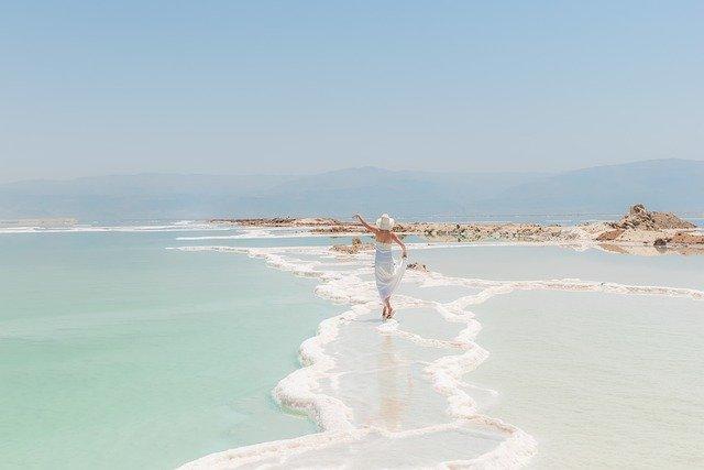 יום כיף ובריא בים המלח